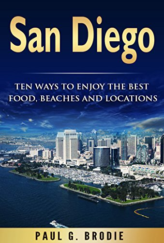 San Diego by Paul Brodie ebook deal