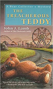 Book The Treacherous Teddy: Signed