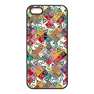iPhone 5S Protective Case - Harry Potter Hardshell Carrying Case Cover for iPhone 5 / 5SKimberly Kurzendoerfer