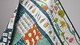 Organic Birch Baby Quilt