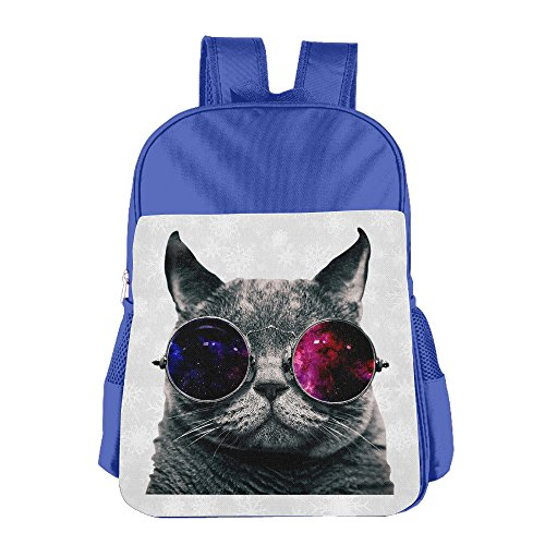 boys-girls-cool-cat-with-glasses-backpack-school-bag-2-colorpink-blue-royalblue