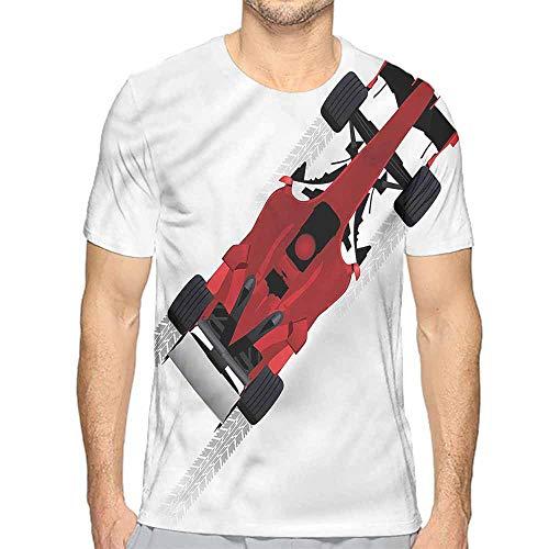 t Shirt Printer Cars,Formula Car on Speedway Junior t Shirt M]()