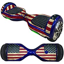 SMYTShop 6.5 Inches Self Balancing Scooter Hoverboard Sticker Decal Protective Vinyl Skin Two Wheels Wrap Cover Case
