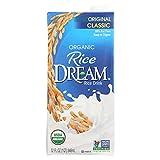 Rice Dream Organic Rice Dream - Original - Case of 12 - 32 Fl oz.