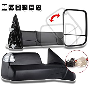 Amazon Com Eccpp Towing Mirrors Replacement Fit For 11 16