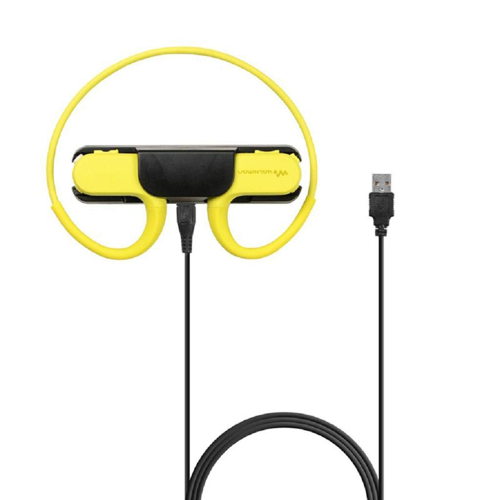 huiouer Cable de Carga USB para Reproductor de MP3 Sony Walkman NW-WS413 1 m