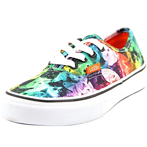 Vans Authentic Youth US 3 Multi Color Sneakers