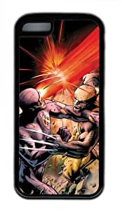 CSKFUCustomizablestyle Cyclops Marvel Comics iphone 6 5.5 plus iphone 6 5.5 plus TPU Black Rubber Shell Case