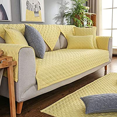 Non-slip Pet Dog Sofa Covers, Quilted Couch Protectors Washed