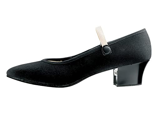 623728c35763 RAD Character Syllabus Dance Shoes Childrens And Ladies Cuban heel All Sizes  By Katz Dancewear (