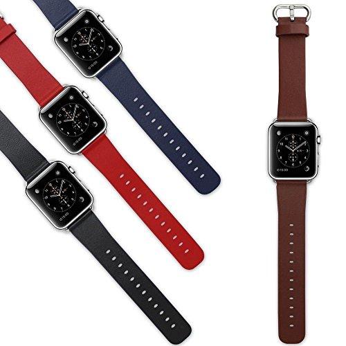 Vaste Iwatch Bands 42 Mm Genuine Leatther Apple Watch