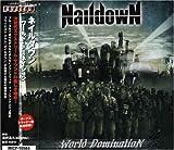 World Domination by Naildown [Music CD]