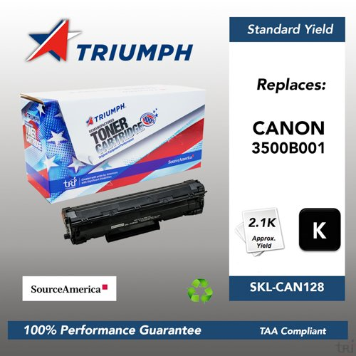 (Toner Cartridge, Black, Max. Page 2100)