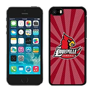 Iphone 5c Case Ncaa AAC American Athletic Conference Louisville Cardinals 5 Pensonalized Phone Covers Apple Phone Cases