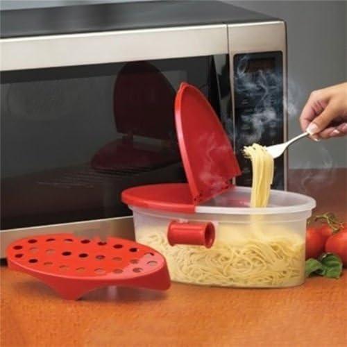 okokmall nosotros -- pasta al microondas barco cocina Spaghetti ...