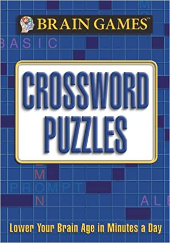 Brain Games Crossword Puzzles Publications International Ltd