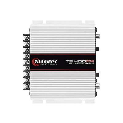 Taramp's TS 400X4 2 Ohms 4 Channel 400 Watts Class D Full Range Amplifier: Car Electronics