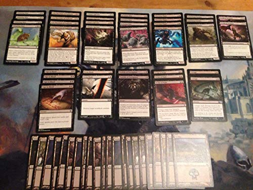 Mono Black Devotion Control Deck - Modern Legal - Custom Built - Magic The Gathering - MTG - 60 Card