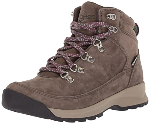 Danner Womens Shoes - Danner Women's Adrika Hiker Hiking Boot, Ash, 9 M US