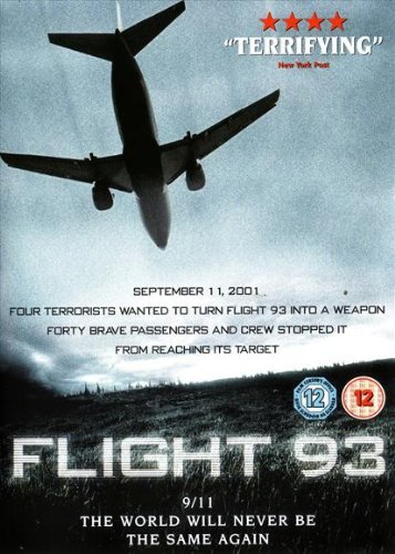Flock 93 POSTER Movie (27 x 40 Inches - 69cm x 102cm) (2006) (UK Style A)