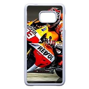 Custom Phone Case WithMarc Marquez Image - Nice Designed For Samsung Galaxy S6 Edge Plus