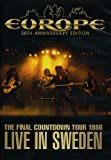 Live In Sweden [Francia] [DVD]