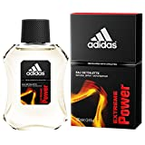 Adidas Extreme Power for Men Eau De Toilette Spray, 3.4 Ounces