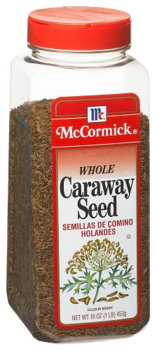McCormick Caraway Seed, 16-Ounce Units (Pack of 2) by McCormick