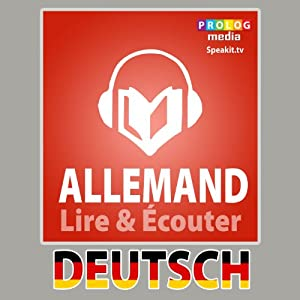 Allemand - Guide de conversation [French Edition] Audiobook