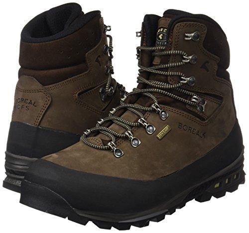 Boreal Kovach–Chaussures de VTT pour homme, couleur marron, taille 12.5