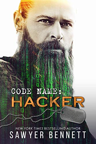 Code Name: Hacker (Jameson Force Security Book 4) by [Bennett, Sawyer]