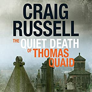 The Quiet Death of Thomas Quaid Audiobook
