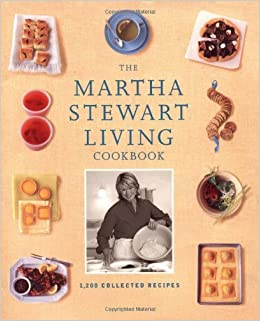 The Martha Stewart Living Cookbook: Martha Stewart Living Magazine:  9780609607503: Amazon.com: Books
