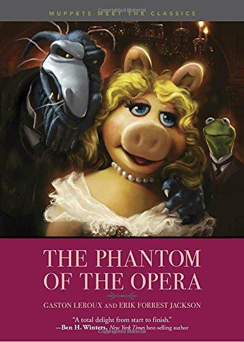 Leroux Peach - Muppets Meet the Classics: The Phantom of the Opera