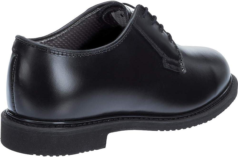 Bates Lites Black Leather Oxford Womens