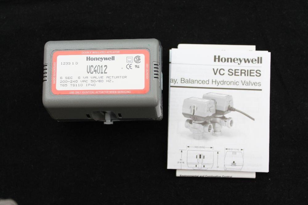 VC4012 ZZ00 Honeywell Antrieb 3-Wege- Ventil für Girsch Ref ...