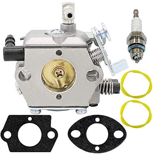 - HU-40D Carburetor for Tillotson STIHL 028 028AV Super Chainsaw Walbro WT-16B Carb