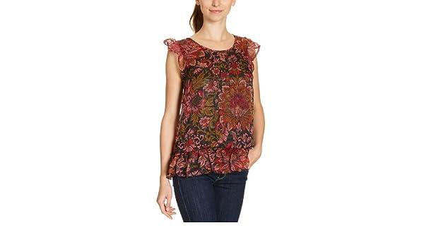 Vero Moda Camiseta para mujer, talla 40, color Negro: Amazon.es: Ropa y accesorios