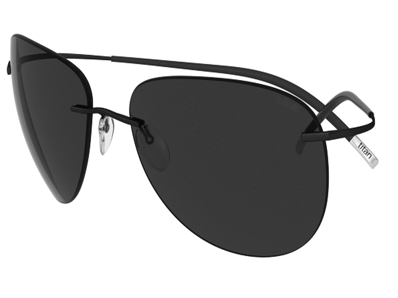 Silhouette Sunglasses Titan Minimal ART The Icon 8697 medium to large fit