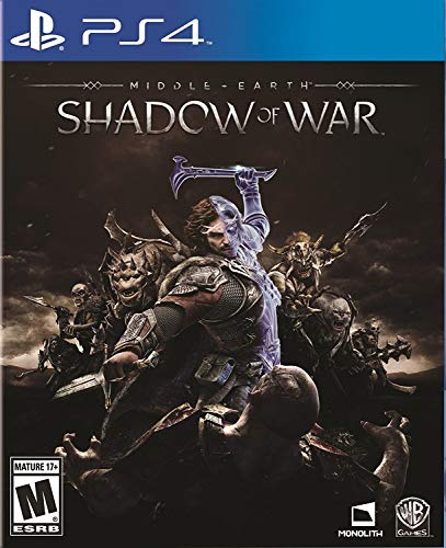 Middle-Earth: Shadow Of War - PlayStation 4 (Middle Earth Shadow Of War Pc Gold Edition)