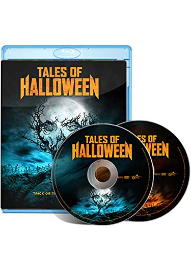 Tales Of Halloween: Blu-Ray / DVD -