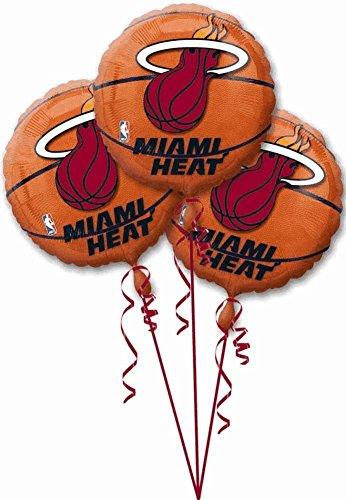 balloon 3-pack miami heat