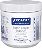 Pure Encapsulations - Nitric Oxide Support - Supports Nitric Oxide Production for Healty Circulatory Function and Moderates Muscle Fatigue - 162 Grams