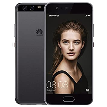 Huawei P10 LTE+++ (Cat9) Vodafone/otelo Graphite Black: Amazon.es ...