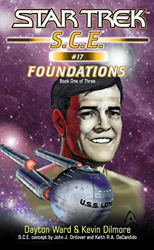 Star Trek: Corps of Engineers: Foundations #1 (Star Trek: Starfleet Corps of Engineers Book 17)