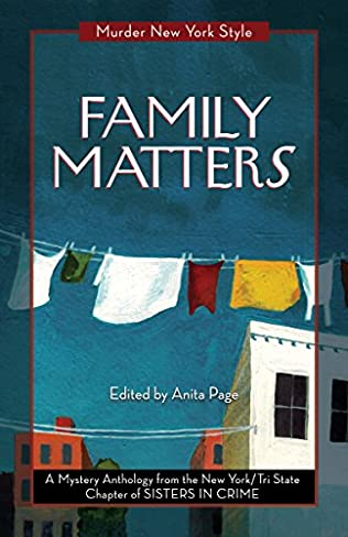 book cover of Family Matters: A Mystery Anthology (Murder New York Style)