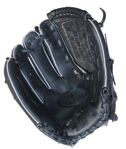 - Spalding Youth Select Mesh Series Checkmate Web 10.5-inch Fielding Glove - Left-Handed Thrower (42-120FR)