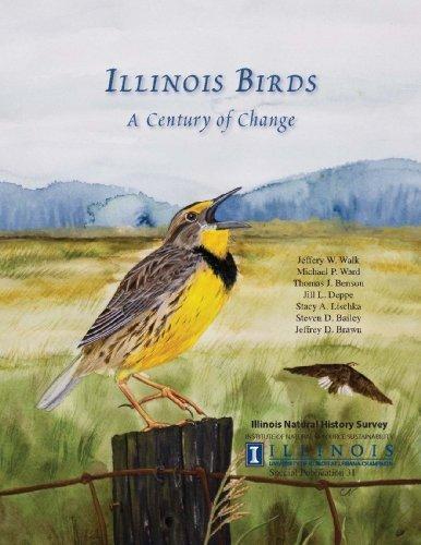 Illinois Birds A Century of - Brawn Thomas