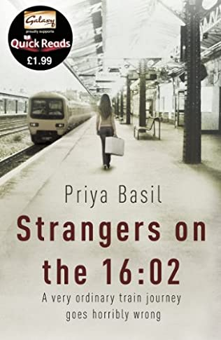 book cover of Strangers on the 16:02
