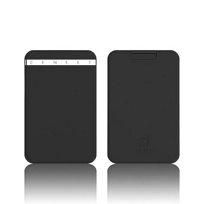 Amazon.com: ZENLET The Ingenious - Cartera con tarjeta de ...